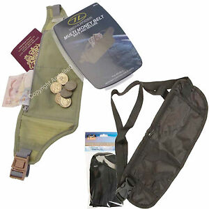 Money-Travel-Belt-Selection-Bum-Bag-Passport-Money-Wallet-Buckle-Hide-Value-NEW