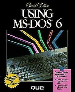 Usando-Ms-dos-6-Platino-Edicion-Tapa-Dura-Que-Corporation