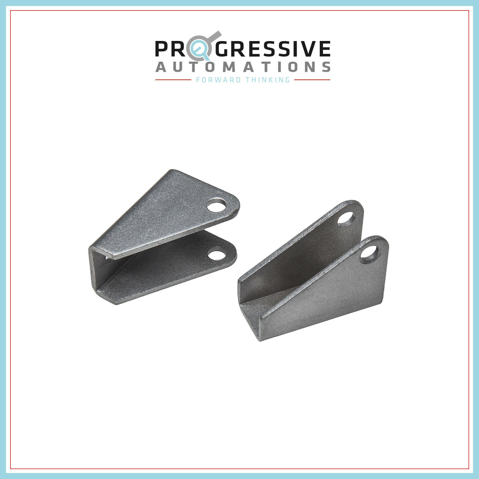 Mounting Brackets Set for Linear Actuators Including Pins Pack of 1pcs
