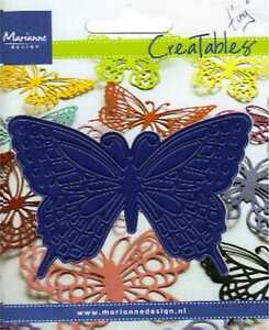 Butterfly-Metal-Die-Cut-LR0115-Marianne-Designs-Cutting-Dies-Animals-insects