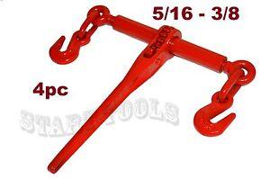 "Ratchet Load Binders Binder 5/16"" 3/8"" - Boomer Chain ... |Heavy Equipment Binder Tab Names"