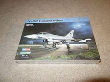 Hobby Boss EF-2000A Eurofighter Typhoon 1:72 Scale Model Kit 2008 MISB Sealed