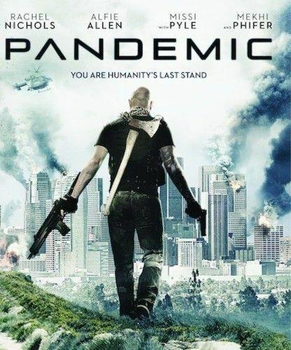 PANDEMIC NEW BLURAY