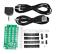 Soldering Practice Board Audio Spectrum 8*4 Level Indicator AMP board Kit