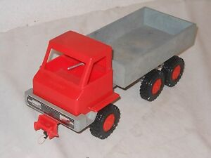 35 Cm Offensichtlicher Effekt Germany Herbart Hell Vintage Toy Lkw