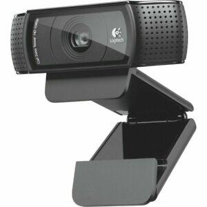 WEBCAM LOGITECH PRO C920 FULL HD MICROFONO 30FPS 1080P