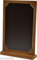 - CHALK BOARD - TABLE TOP - BLACKBOARD - MENU - PUB - RESTAURANT - BAR - NEW A5