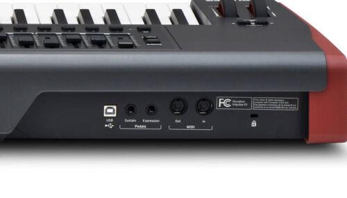 Novation Impulse 61 USB Midi Keyboard DAW Controller