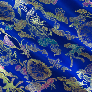 Blue-Multi-Chinese-Brocade-Fabric-By-The-Yard