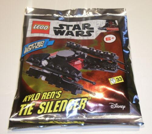 LEGO Star Wars Kylo Ren´s Tie Silencer Neu /& OVP