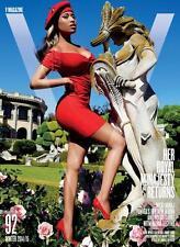 V Magazine,Nicki Minaj,Mario Testino NEW