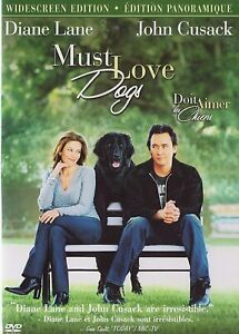 Must-Love-Dogs-DVD-Bilingual-Free-Shipping-In-Canada