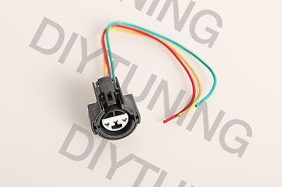 details about new map sensor wiring plug engine harness honda civic crx  integra acura