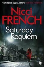 Saturday Requiem: A Frieda Klein Novel (6), By French, Nicci,in Used but Good co