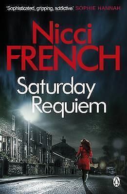 1 of 1 - Saturday Requiem: A Frieda Klein Novel (6), French, Nicci, Good Used  Book