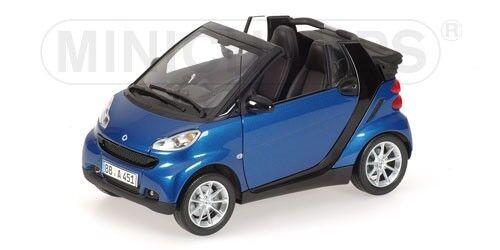 1 18 Smart Fortwo Cabriolet 2007 1 18 • Minichamps Minichamps Minichamps 150036330 161ab6