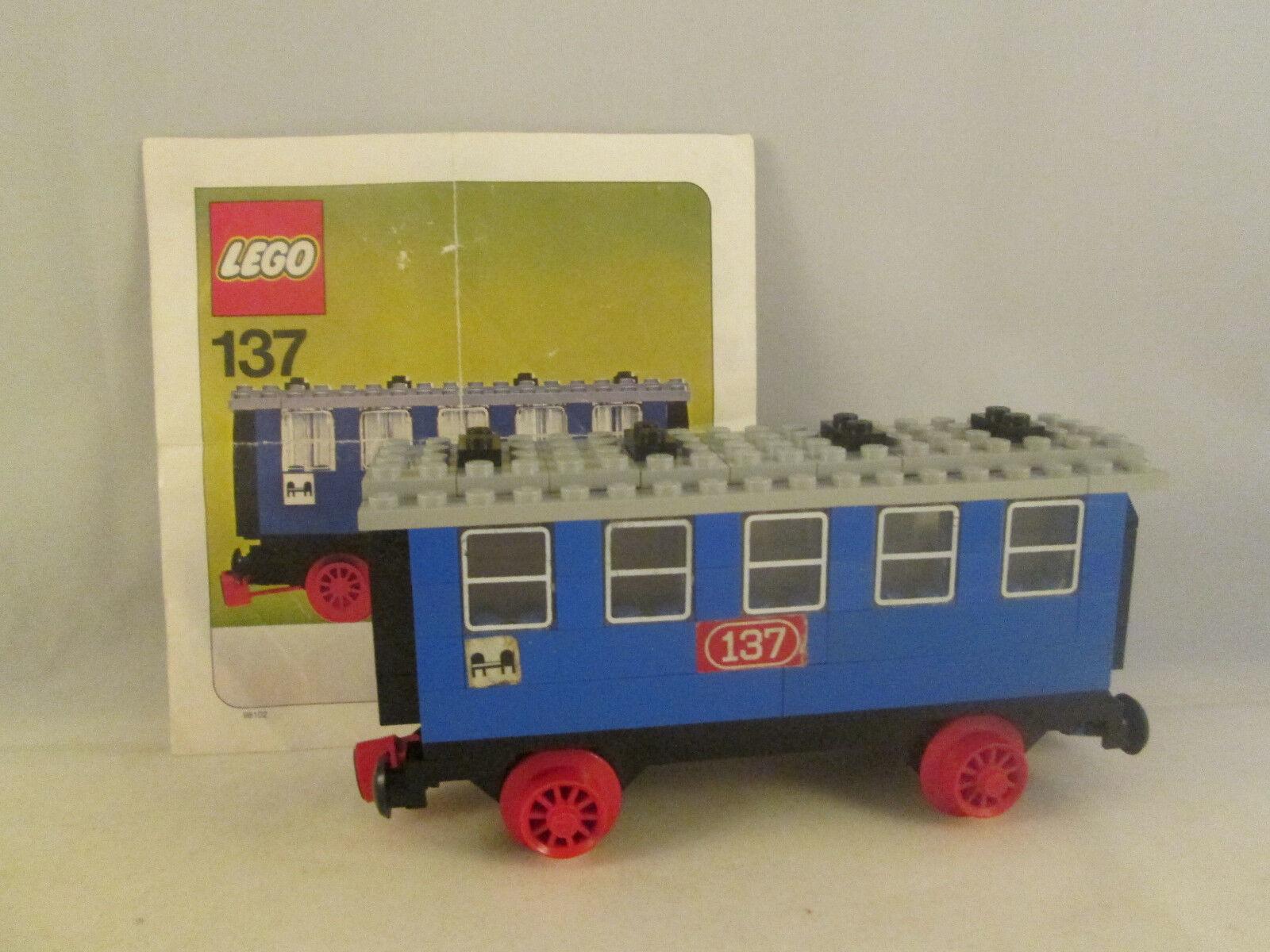 Lego zug 4.5v - - 137 - 4.5v schlafwagen 192dd6