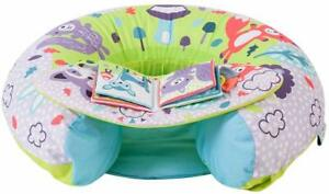 Red Kite Sit Me Up Padded Inflatable Baby Activity Seat Support Tray /& Toys