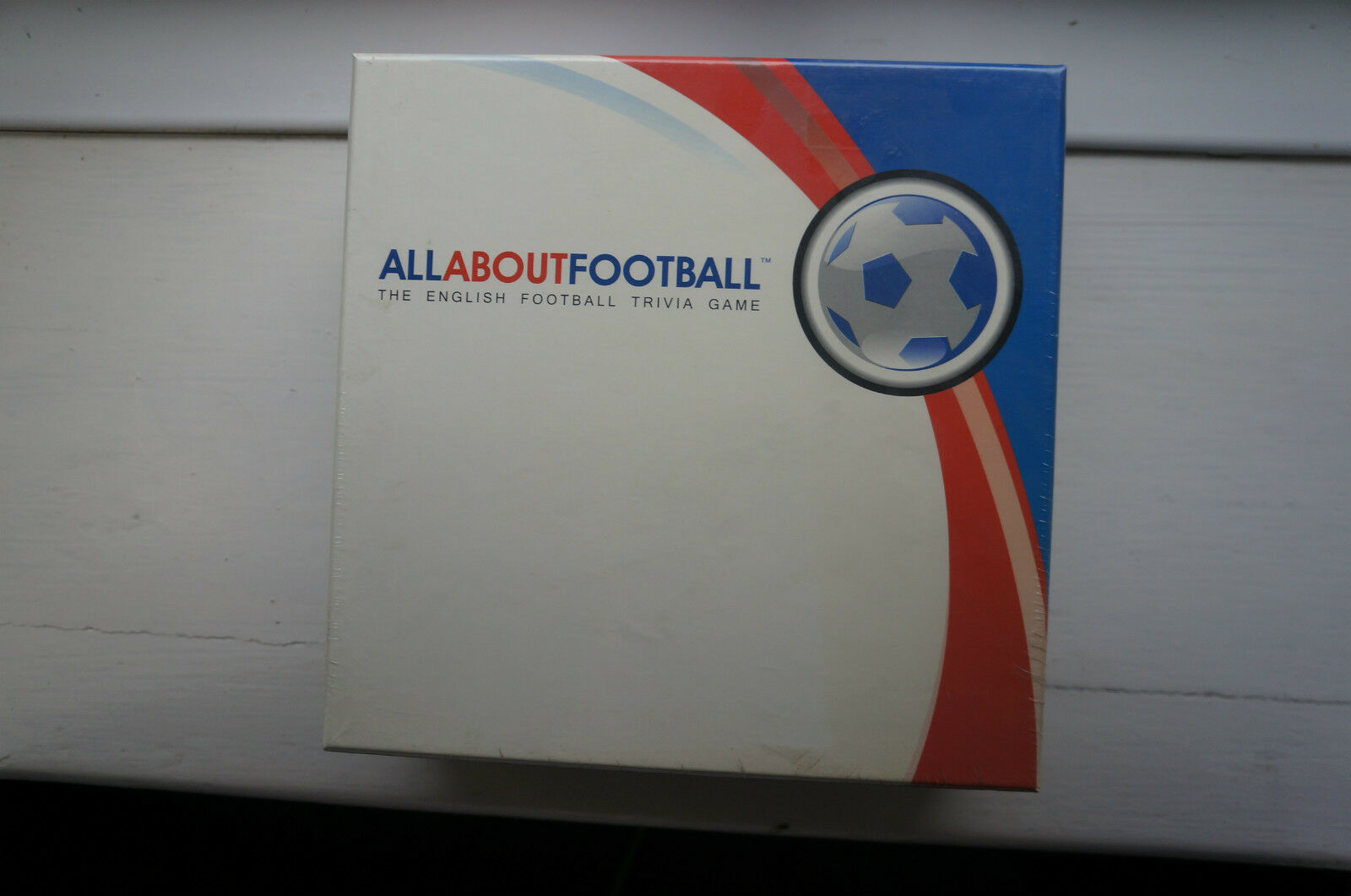 All About Football Trivia Game -  2006 Edition