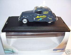 Rare Kit Résine Paradcar Peugeot 202 Michelin Proto Ref 102 1/43 In Box