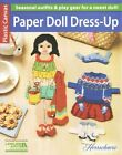 Paper Doll Dress-up Plastic Canvas by Herrschners 9781464714900