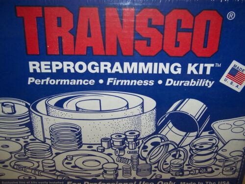 TransGo PG-2S Aluminum Case Powerglide ALPG 1963-1973 Reprogramming Kit New HD