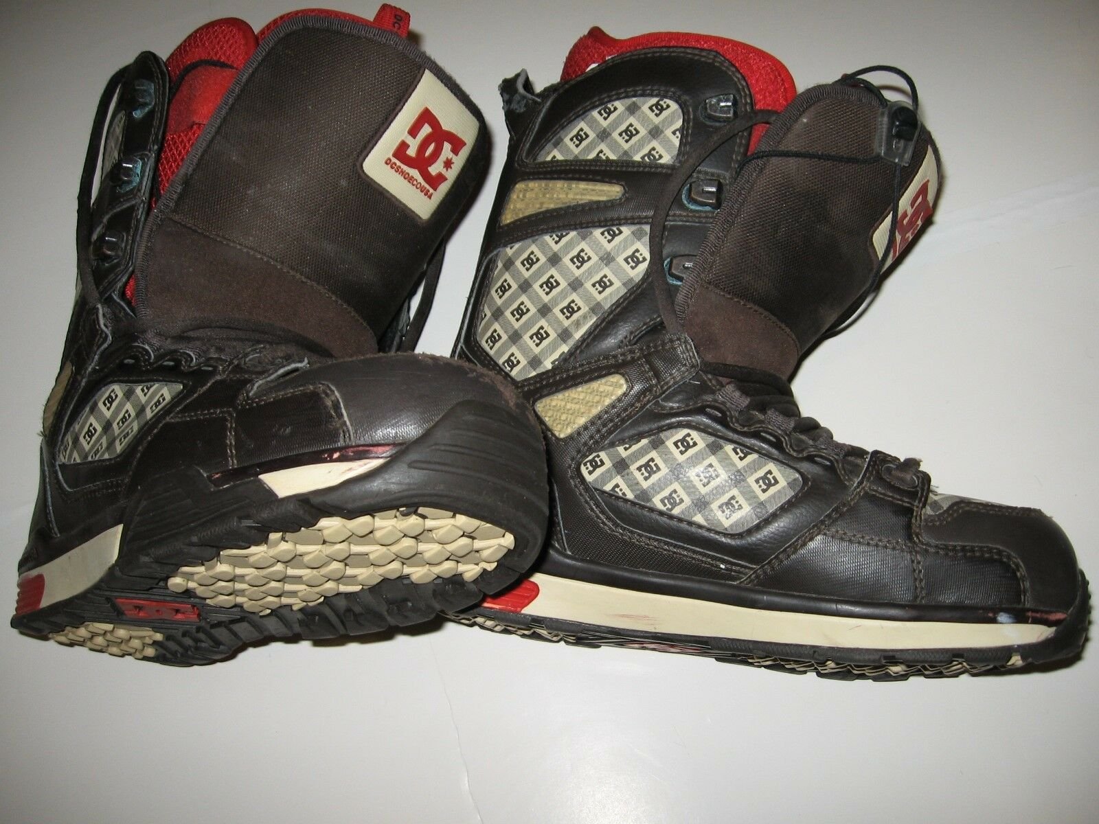 DC SHOES Snowboarding Boots Womens Gel US Sz 8.5L & 25.5 cm by DCSHOECOUSA