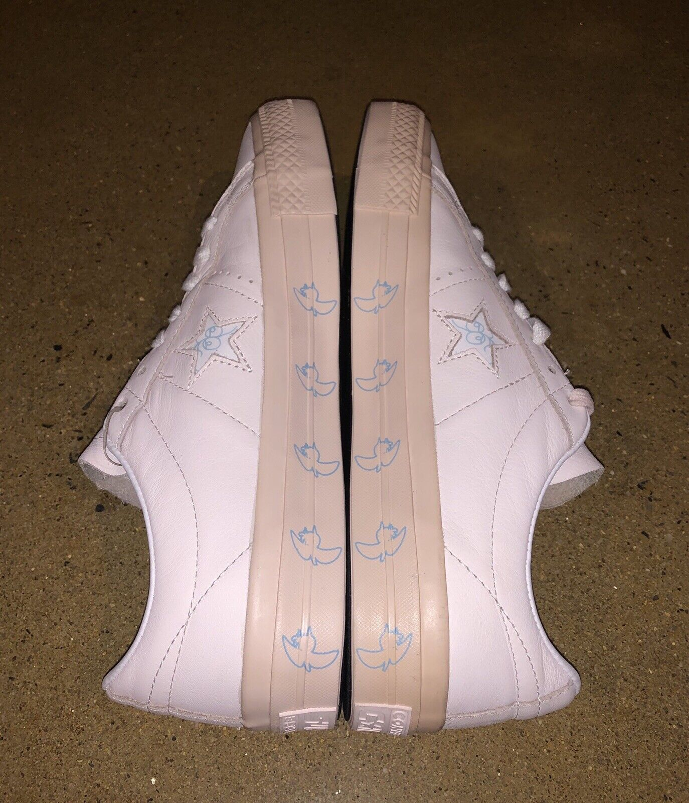 Converse Cons One Star Pro Ox Size 9.5 US Women's Pastel Pink Men's 8 US