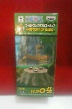Banpresto One Piece WCF World Collection Figure HISTORY OF SABO Stump US SELLER