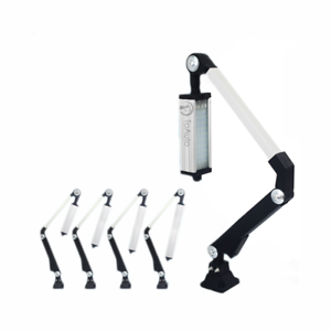 Universal CNC Machine LED Light White 8W 110-220V Work Lighting Lathe Milling