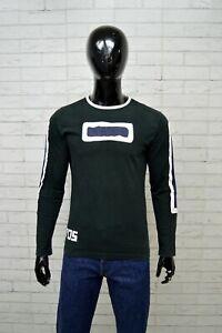 Maglia-Uomo-PALOCAP-Taglia-S-Maglia-Manica-Lunga-Shirt-Man-Casual-Polo-Casual