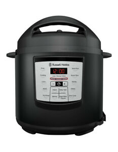 Russell Hobbs Express Chef Digital Multi Cooker Matte Black RHPC1000BLK