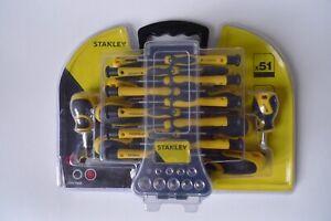 Stanley 49-piece Screwdriver Set