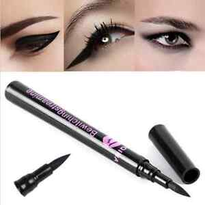 New-Black-Waterproof-Eyeliner-Liquid-Eye-Liner-Pen-Pencil-Makeup-Beauty-Cosmetic
