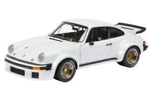 1:18 Schuco Porsche 911 934 Rsr Kremer Plainbody Rue Blanc