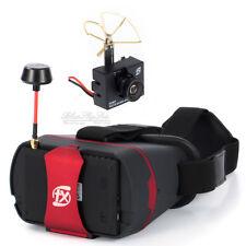 FX 797T Wireless Camera Auto RF Search Monitor FPV Video Goggles For QAV180