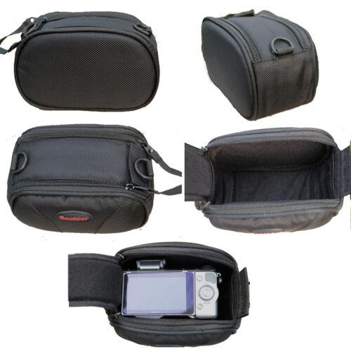 Negro Videocámara Hd Funda Bolsa Para Sony Handycam Hdr Td30 cx280e cx220e