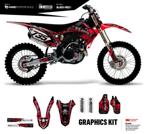 2010 2013 CRF 250R GRAPHICS FIT HONDA 250 R DECALS 450 450R MOTOCROSS STICKERS