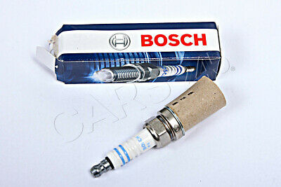 4x PEUGEOT PARTNER 1.8 VARIANTE 2 ORIGINALE BOSCH SUPER PLUS SPARK PLUGS