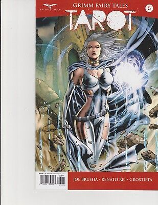 Grimm Fairy Tales Volume 2 #11 Cover A Zenescope Comic GFT NM Vitorino