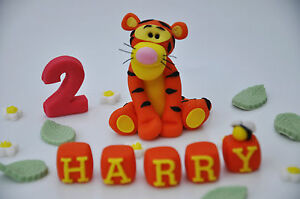 Tigger Cake Topper For Sale