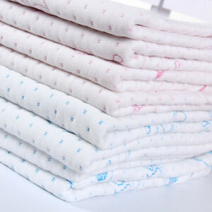 Baby Kids Waterproof Bedding Diapering Changing Mat Washable Breathable Cotton X