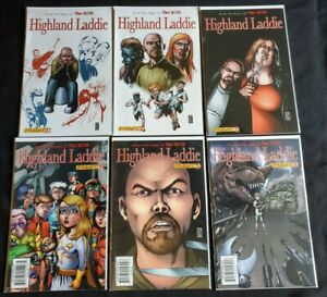 HIGHLAND-LADDIE-2010-FROM-THE-BOYS-1-2-3-4-5-6-COMPLETE-FULL-RUN-GARTH-ENNIS