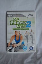 My Fitness Coach 2: Exercise and Nutrition (Nintendo Wii, 2010)