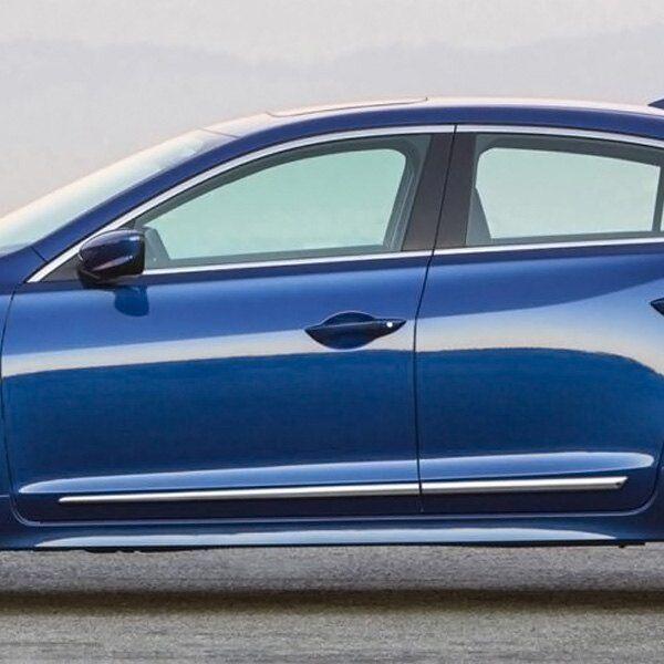 For Acura ILX 2013-2020 Dawn Chrome Lower Body Side