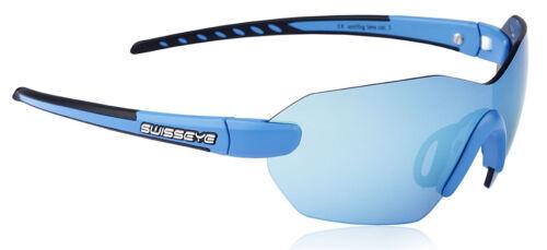 Swiss eye Lunettes sport panorama BLUE MAT//Black