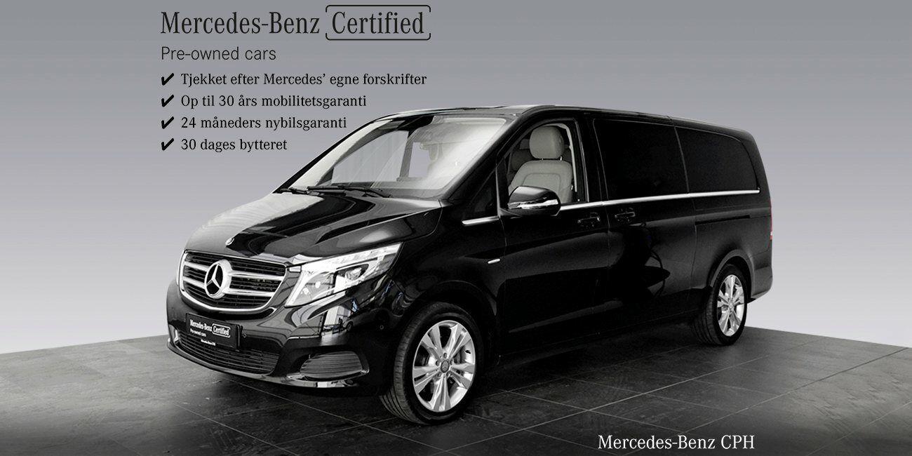 Mercedes V250 d 2,2 Avantgarde aut. lang - 739.900 kr.