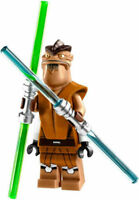 Lego Star Wars Pong Krell Jedi Master From 501st Z-95 Set 75004 Umbaran
