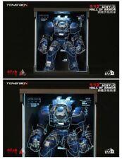 1//9 TOYS-BOX Display Acrylic Hall of Armor Waterproof Dust-free Box Fit Iron Man