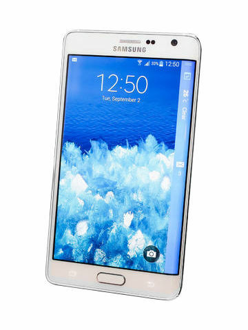 Samsung Galaxy Note Edge SM-N915FY - 32GB - White (Unlocked) Smartphone